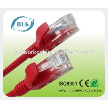 2m cable de cable de 3m 5m cable de cable de remiendo Cat5 / cat5e / cat6