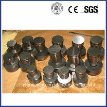 Herramientas de plegado de hierro forjado de la serie Q35y para la máquina Ironworker