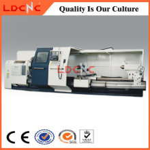 Industrial Horizontais Big Bore CNC Lathe Machine para venda Ck61100