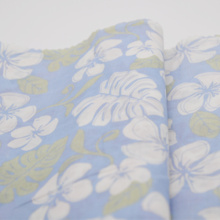 Personlized Products for Printed CVC Fabric CVC 55/45 Printed Poplin Fabric export to Uzbekistan Supplier