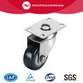 PU Plate Swivel Stainless Steel Caster