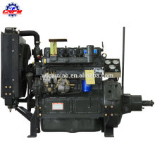 Groupe électrogène ZH4102P spécial puissance stationnaire moteur diesel 44kw