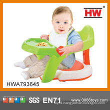 New Product Plastic 2 in 1 Baby Feeding Chair
