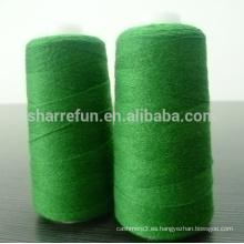 súper fino hilo de lana de oveja china 2 / 26nm