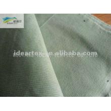 18W algodão tecidos elasticos de veludo de algodão da listra
