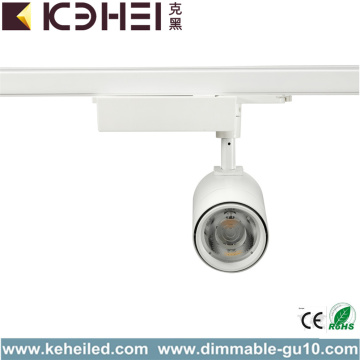 35W COB LED-railverlichting, wit of zwart