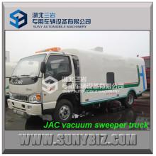 JAC 5cbm Dry Vacuum Sweeper Road Sweeper Truck