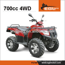 HOT SALE atv 4x4 700cc with EEC