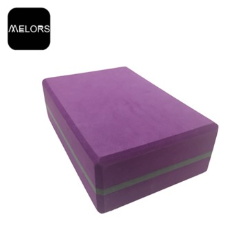 Melors Gym EVA Customized Yoga Foam Block