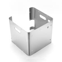 machinery process machining precision machining bend ecthing stamping custom aluminium sheet metal parts