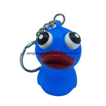 Mini Duck Keychain Figuras