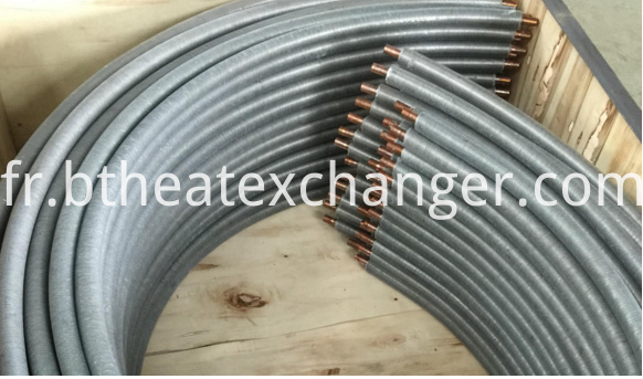 Bimetallic Extruded Fin Tube 6