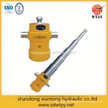 Teleskopische hydraulische zylinder für lkw
