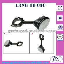 Ajuste para Mazda M6 (2.3) Conjunto de pistão de motor L3 / kit de pistão OEM L3Y7-11-010
