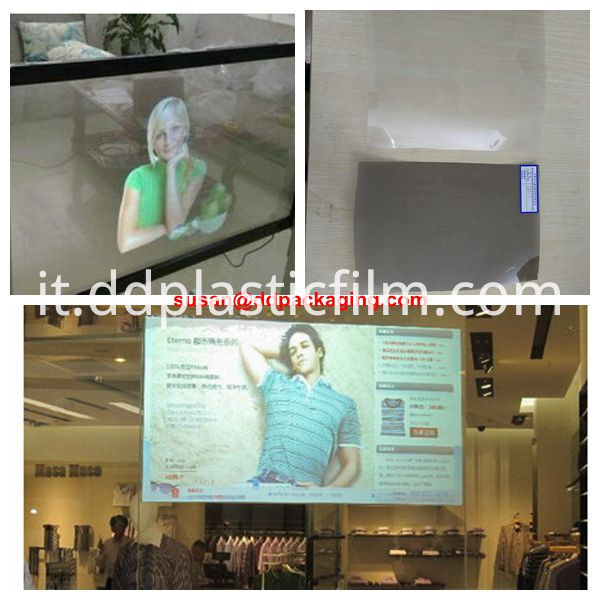 dark grey hologram projection film 01