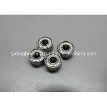 Sr155zz Roulements 5/32 X 5/16 X 1/8 Inch Inox R155zz Roulements à Billes Miniatures