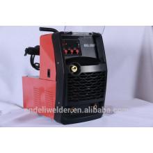 Новый дизайн Пульс Алюминиевый провод фидера уплотняется Инвертор MIG200 и MIG250 Сварочный аппарат
