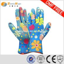SUNNYHOPE 13gauge thorn resistant garden gloves