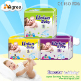 Distributors Wanted Soft Breathable Disposable Baby diaper In China