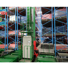 Fully Automated High Load Stacker Crane Racking System Automated Warehouse System