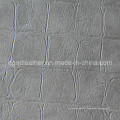 Fashion Design Breathable PU Furniture Leather (QDL-FB0027)