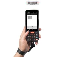 Scanner de code à barres Android PDA 2D robuste pour réseau 4G