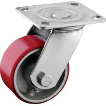 Roue à roulettes robuste de 4 po, capacité de 1000 lb