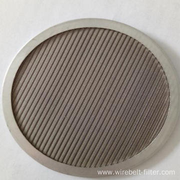 Hot Selling Disc Type Filter