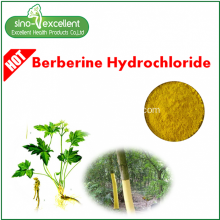 Good Quality for Plant Ingredients Berberine hcl 97% from Berberis Aristata Extract export to Belize Manufacturers
