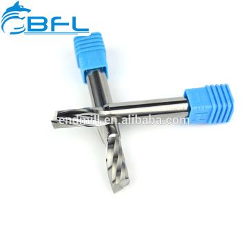 BFL- индексируемая концевая фреза с одной канавкой из карбида вольфрама для Dibond