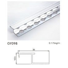 Aluminium Stair Edge Tile Trim
