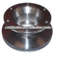 Système de freinage des pièces d'automobiles RENAULT disque de frein / rotor
