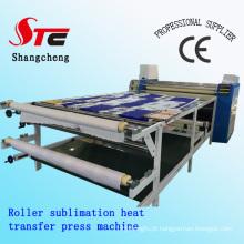 Máquina da imprensa do calor da sublimação do rolo do formato grande da máquina da imprensa do calor da sublimação do rolo de Digitas