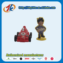 Funny Racing Toys Plastic Car with Figurine Toys for Kids