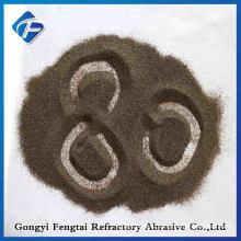 Refractory Raw Materials Brown Corundum for Sandblasting