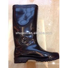 botas de chuva de alta segurança durável MASC bota de mineração