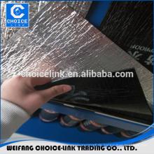 Fackel angewendet APP Bitumen Aluminiumfolie wasserdichte Membranen