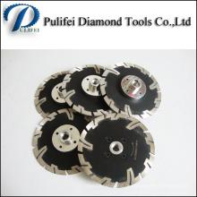 Silbergeschweißtes Kreissägeblatt für Granit-Plattenzuschnitt