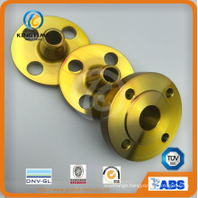 Carbon Steel Flange Wn Flange A105n Forged Flange to ASME B16.5 (KT0196)