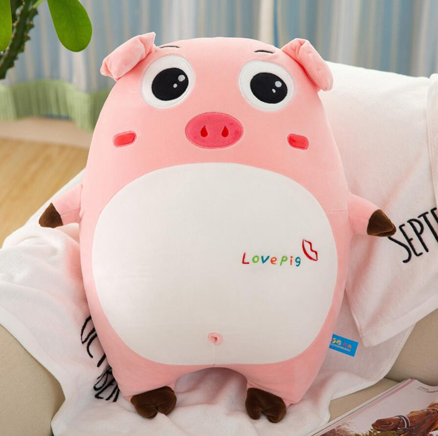 Cute Pig Plush Toy