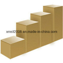 Laminated Wood Display Cube