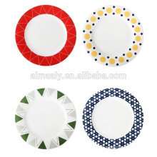 Eco-Friendly Feature and Ceramic Material plate