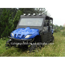 NEWEST 800CC TWIM CYLINDER WATER COOLED EFI 4*4 CVT 4 SEATER UTV(LZG800E-4U)