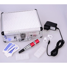 Permanent makeup kit tattoo machine
