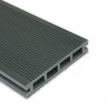 Decking en bois en plastique pour plancher extérieur WPC