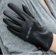 ZF959 gant de cuir classique style style cool