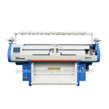 double système pull Tricot machine avec un peigne (komlan)