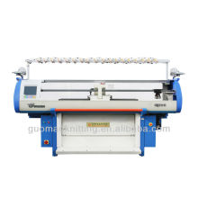 double system computerized knitting machine with comb (GUOSHENG)