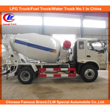 Foton Concrete Cement Mixer Trucks 5cbm for Sale