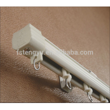 Vorhangschienenbauteile